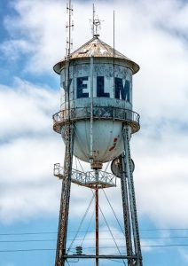 Yelm Water Tower Rory Sagner Photography